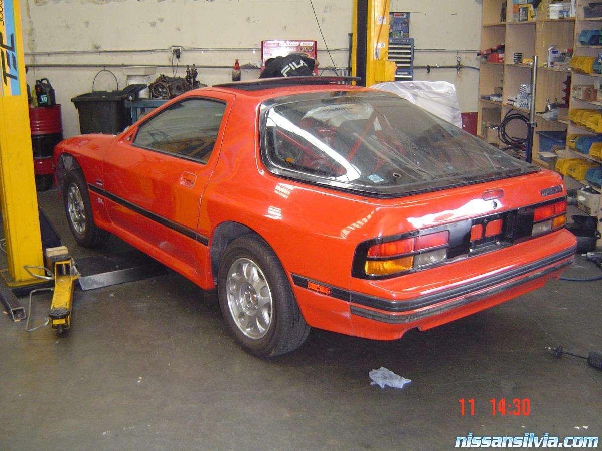 Rank Rotary Drift Car