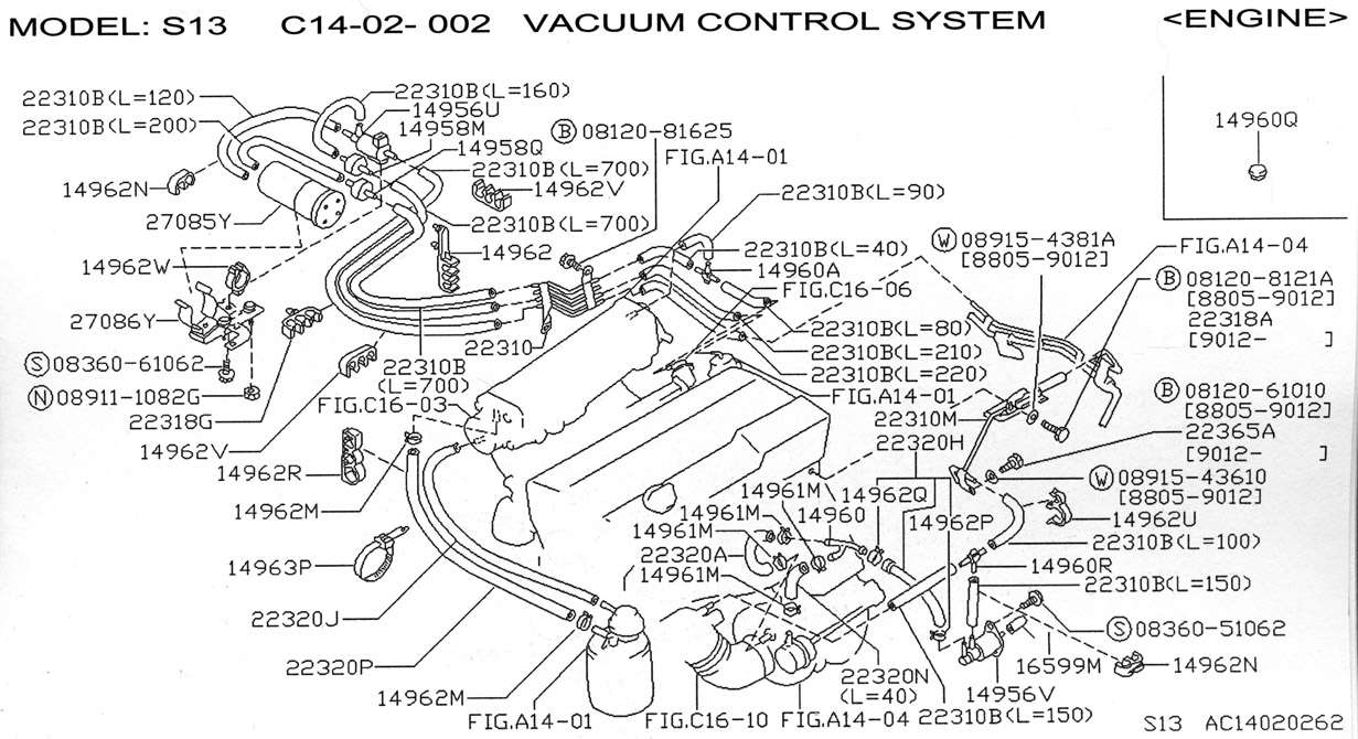 where is the  u0026quot purge valve solenoid u0026quot  on my 180sx redtop