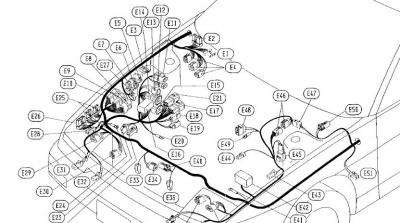 1997 nissan truck wiring diagram nissan 180sx wiring diagram where is the