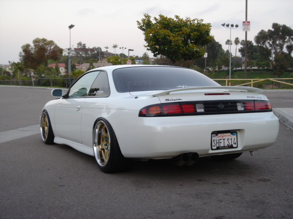 Your opinion of the PERFECT offset for a daily driven S14