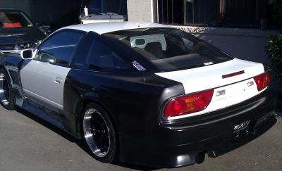 180sx vertex ridge fitted.JPG