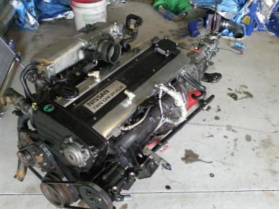 Sr20det For Sale. Sr20det redtop head, minus