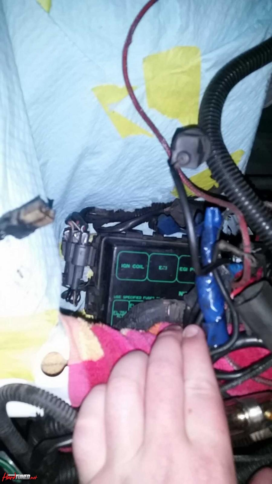 1417426206519.jpg. 180sx engine bay fuses and relay boxes relocation -  Nissan ...