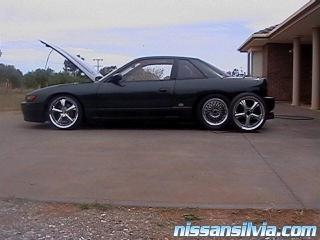 my sil wheels