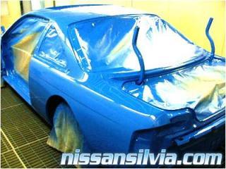 Paint it BLUE I SAY!!!